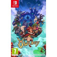 Owlboy (Switch) RUS SUB