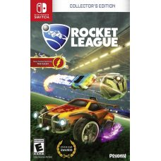 Rocket League Collector's Edition (Switch) RUS