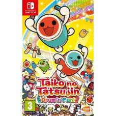 Taiko no Tatsujin Drum 'n' Fun (Switch) ENG