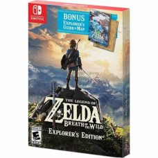 The Legend of Zelda: Breath of the Wild Explorer's Edition (Switch) RUS