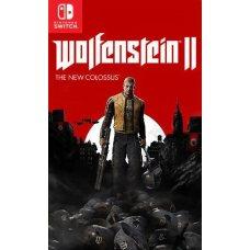 Wolfenstein II: The New Colossus (Switch)