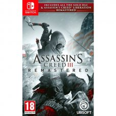 Assassin's Creed III. Remastered (Switch) RUS