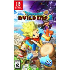 Dragon Quest Builders 2 (Switch) ENG
