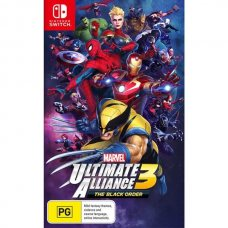 Marvel Ultimate Alliance 3: The Black Order (Switch) ENG
