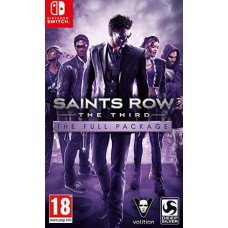 Saints Row. The Third (Switch)