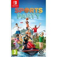 Sports Party (Switch) RUS