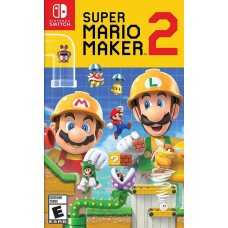 Super Mario Maker 2 (Switch) RUS
