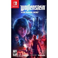 Wolfenstein: Youngblood (Switch) RUS SUB