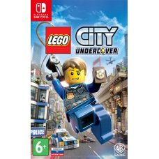 LEGO City: Undercover (Switch) RUS
