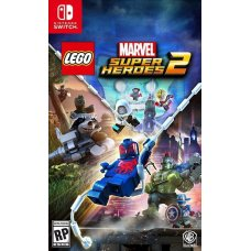 LEGO Marvel Super Heroes 2 (Switch) RUS SUB