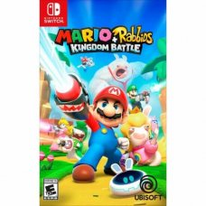 Mario and Rabbids Kingdom Battle (Switch)