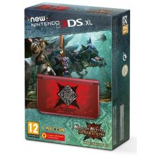 Nintendo New 3DS XL Edition Monster Hunter Generations