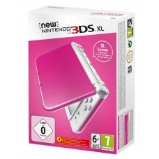 Nintendo New 3DS XL Pink + White