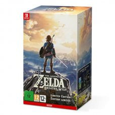 The Legend of Zelda Breath of the Wild Limited Edition (Switch)