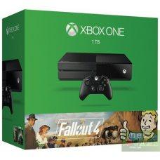 Xbox One 1TB + Игра Fallout 4