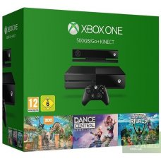 Xbox One 500Gb + Kinect + Dance Central Spotlight + Kinect Sports Rivals + Zoo Tycoon