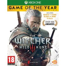 The Witcher 3: Game of the Year Edition (Xbox One) RUS SUB