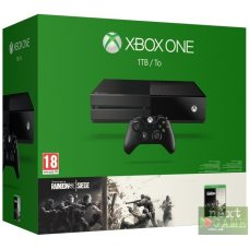 Xbox One 1TB + Tom Clancy's Rainbow Six Siege