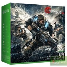 Xbox One 1TB + Gears of War 4