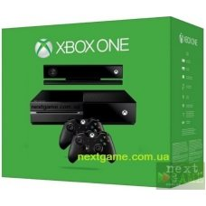 Xbox One 500Gb + Kinect + дополнительный джойстик