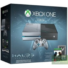Xbox One 1ТВ Limited Edition + Игра Halo 5: Guardians