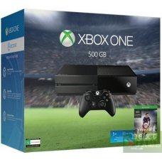Xbox One 500Gb + Игра FIFA 16