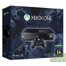 Xbox One 500Gb + Игра Halo: The Master Chief Collection