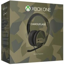 Наушники Armed Forces Stereo Headset (Xbox One)