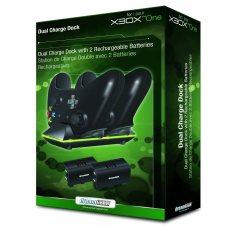 Зарядная станция DreamGEAR Dual Charging Dock (Xbox One)