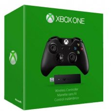 Джойстик Wireless Controller + Xbox Wireless Adapter for Windows (Xbox One)