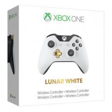 Джойстик Wireless Controller Lunar White (Xbox One)