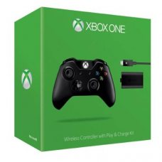 Джойстик Джойстик Wireless Controller with Play & Charge Kit (Xbox One)