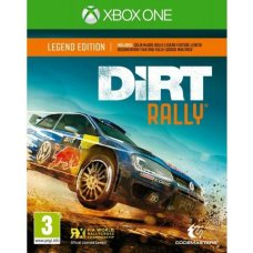 Dirt Rally Legend Edition (Xbox One) RUS