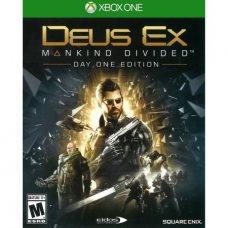 Deus Ex: Mankind Divided (Xbox One) RUS SUB