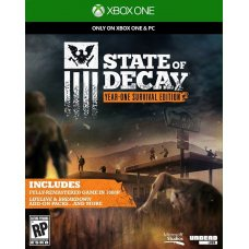 State Of Decay: Year-One Survival Edition (Xbox One) RUS SUB