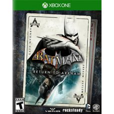 Batman: Return to Arkham (Xbox One) RUS SUB