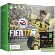 Xbox One 1TB + FIFA 17 + Xbox Live Gold