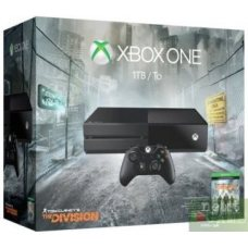 Xbox One 1ТВ + Tom Clancy's The Division