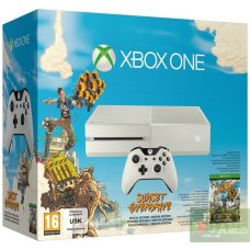 Xbox One 500Gb Special Edition + Игра Sunset Overdrive