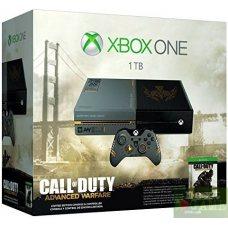 Xbox One 1ТВ Limited Edition + Игра Call of Duty: Advanced Warfare