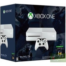 Xbox One 500Gb Special Edition + Игра Halo Collection