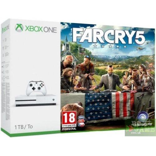 Xbox One S 1TB + Far Cry 5