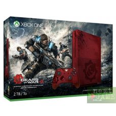 Xbox One S 2TB Limited Edition + Gears of War 4