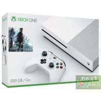 Xbox One S 500GB + Quantum Break