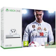 Xbox One S 500GB + FIFA 18