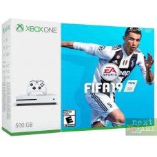 Xbox One S 500GB + FIFA 19