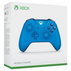 Джойстик Wireless Controller Blue Vortex  (Xbox One S)