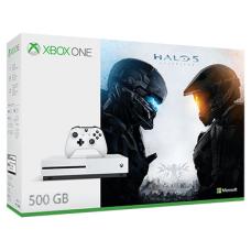 Xbox One S 500GB + Halo 5: Guardians