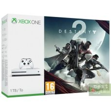 Xbox One S 1TB + Destiny 2