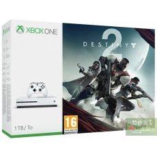 Xbox One S 1TB + Destiny 2